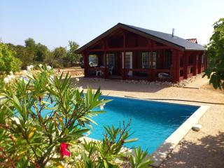 Holiday House with swimming Pool on 35000 qm - Barao de Sao Joao vacation rentals