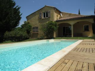 Grand Mas Provencal - Private swimming pool - Portes-en-Valdaine vacation rentals