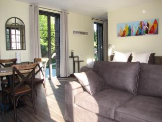 "Cottage "" LE TREPORT "" at Villa Argonne with spa.. - Ouville-la-Riviere vacation rentals"