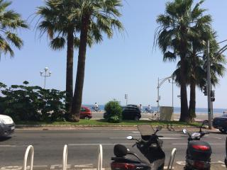 One bedroom apartment on the Nice sea front - Nice vacation rentals