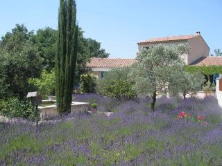 Clos des lavandes-charming room 2 people-Terrace - Lacoste vacation rentals