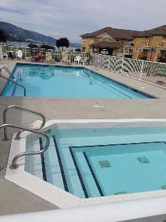 3 Bedroom lake front ground level Condo - Kelowna vacation rentals