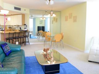 Dec/Jan $pecial - Ocean Atrium #1006 - Ocean View - Ormond Beach vacation rentals