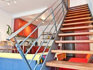 Cozy 2 floor Prague apartment - Prague vacation rentals