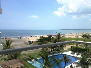 BEST BEACH CARTAGENA APARMENT (MLG) - Cartagena vacation rentals