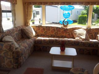 8 Berth Caravan on Marine Holiday Park in Rhyl - Rhyl vacation rentals