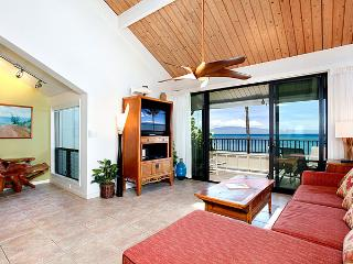 Unit 28 Ocean Front Prime Luxury 2 Bedroom Condo - Lahaina vacation rentals