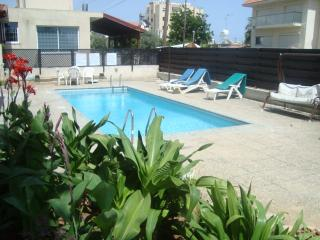 Large 1 bedroom apartment, near beach free WIFI - Germasogeia vacation rentals