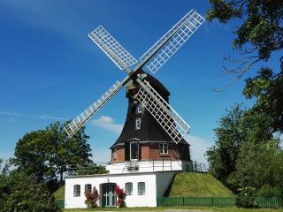 Nice Windmill with Deck and Internet Access - Oldenswort vacation rentals