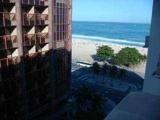 ocean view double/twin room in copacabana - Rio de Janeiro vacation rentals