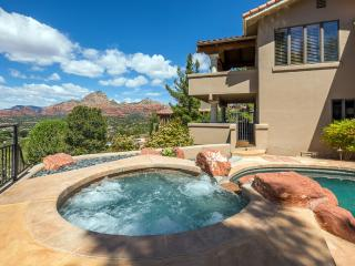 Pool & Spa-Heated-Private-Scenic Red Rock Views - Sedona vacation rentals