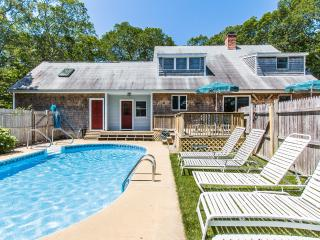 DRAPM - Mink Meadows Family Compound, Private Pool,  Ferry Tickets July Weeks, Walk or Drive to Private Association Beach, Beautifully Landscaped Yard,  Deck and Patio,  Golf 1 Mile from House - Vineyard Haven vacation rentals