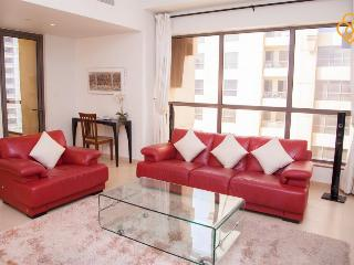 Modern 2 B/R Beach Apt, Bahar,JBR - Emirate of Dubai vacation rentals