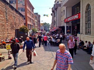 Located close by GrandBazaar-Laleli - Istanbul vacation rentals
