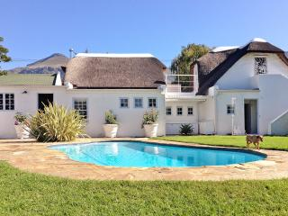 Greyton Small House - eclectic home with braai, large pool and spacious garden - Greyton vacation rentals