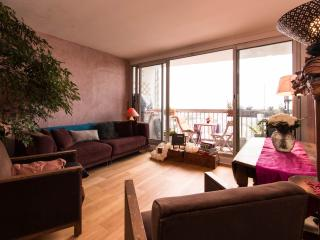 Flat with view over Eiffel Tower & Sacré Coeur - Paris vacation rentals