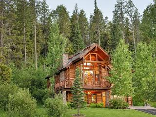 Log Cabin Luxury at Teton Springs - Sleeps 12 - Victor vacation rentals