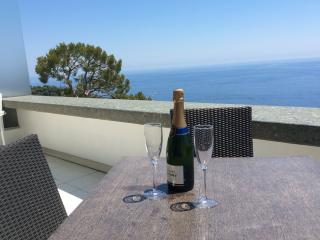 Cap dAil Holiday Apartment with Balcony & sea view - Cap d'Ail vacation rentals