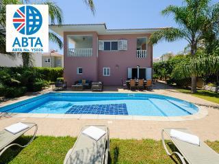 Oceanview Villa 016 - close to the beach - Protaras vacation rentals