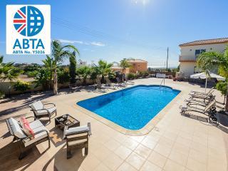Oceanview Villa 027 - Grand and Spacious 5 bed - Ayia Napa vacation rentals
