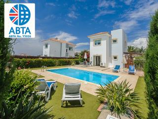 Oceanview Villa 036 - lovely landscaped garden - Ayia Napa vacation rentals