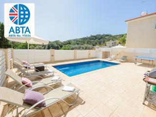 Oceanview Villa 059 - panoramic views - Protaras vacation rentals