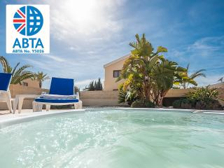 Oceanview Villa 066 - Private Pool and Jacuzzi - Ayia Napa vacation rentals