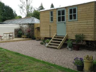 witherdon wood shepherds hut, nr dartmoor,devon - Beaworthy vacation rentals