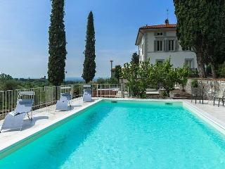 Nice Montecatini Alto vacation Villa with A/C - Montecatini Alto vacation rentals