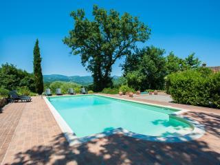 5 bedroom villa, private pool and super views - Caprese Michelangelo vacation rentals