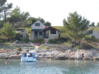 Pet-friendly island waterfront cottage Sunflower - Zizanj Island vacation rentals