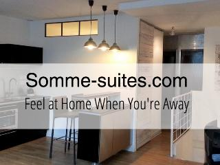 Somme Suites Apartment FACTORY SUITE - Nesle vacation rentals