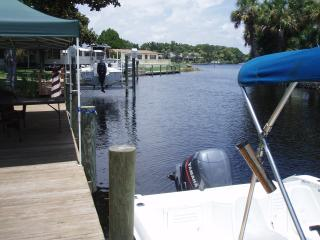 Homosassa Springs river waterfront retreat - Homosassa vacation rentals