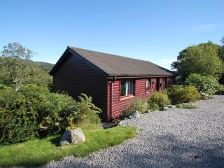 Bright 3 bedroom Colvend Cabin with Deck - Colvend vacation rentals