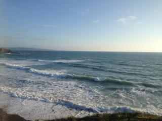 Spectacular sea/beach views from this lovely flat! - Bude vacation rentals