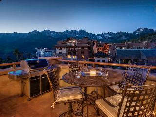 Ski in/Ski out Penthouse with unbelievable views - The Plaza at Granita Penthouse - Mountain Village vacation rentals
