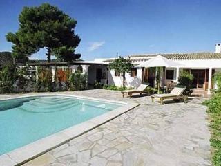 Villa with pool Sant Josep de - San Agusti des Vedra vacation rentals