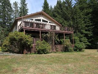 Trillium Home on 3  Acres & firepit surrounded by Redwoods - Trinidad vacation rentals