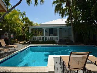 Garden Of Eden - Papa's Hideaway Historic Inn's 2 BR/2 Bath Cottage - Key West vacation rentals