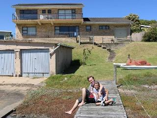 DOUBLE STOREY BEACH HOUSE ON KROM RIVER WITH JETTY - Saint Francis Bay vacation rentals