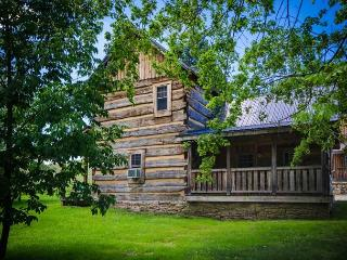 OVR's Orndorff Cabin-AUTHENTIC,Primitive &cozy CABIN in the MOUNTAINS OF PA!! - Ohiopyle vacation rentals
