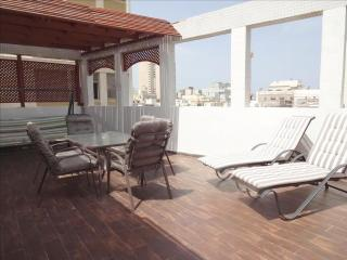 MODERN SEA VIEW PENTHOUSE GORDON BEACH - Tel Aviv vacation rentals