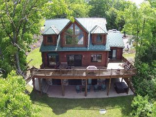 Welcome Home to this 5 Bedroom Luxury Mountain Home with stunning lake views! - Swanton vacation rentals