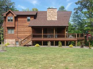 Spectacular Mountain Chalet in Tranquil & Private Setting w/ a Hot Tub! - Oakland vacation rentals