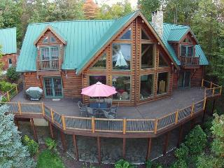 Extraordinary mountain chalet with breathtaking lake & mountain views! - McHenry vacation rentals