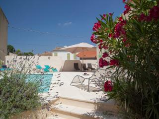 La Couronne with Heated Courtyard Pool - Pouzolles vacation rentals