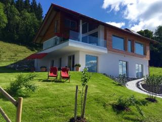 Vacation Apartment in Füssen - 753 sqft, alpine panorama and sea views, premium comfortable apartment,… - Füssen vacation rentals