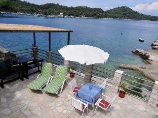 House in Sobra, just on the sea.. - Sobra vacation rentals