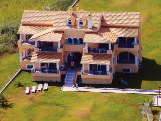 Seaside Yellow House - Family apt #2 [60 sqrm] - Acharavi vacation rentals