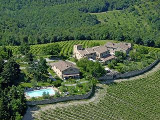 ROMITORIO DI SERELLE Ap.to 3 camere - Barberino Val d'Elsa vacation rentals